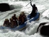 Rafting the Apurimac