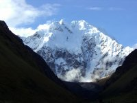 Salkantay Mountain