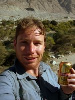 True Rafting Explorers Drink Cusquena Beer